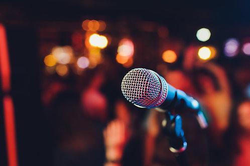 24 Spoken Word
