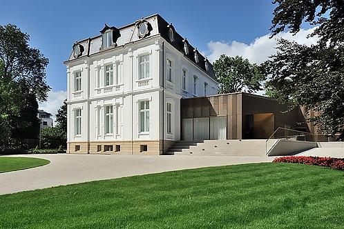 Visite Villa Vauban Walk the art