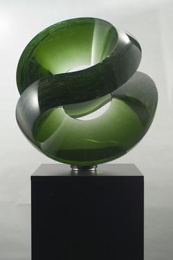 1528190721101_green one , 2010  , 66 cm diameter sold  (2)