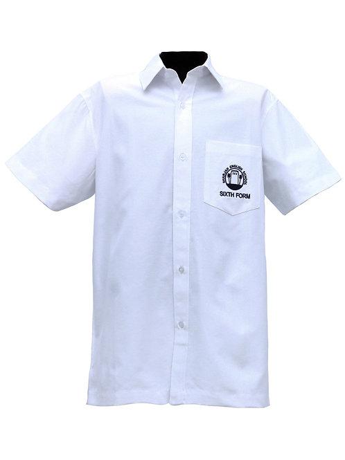 6th form White Shirt