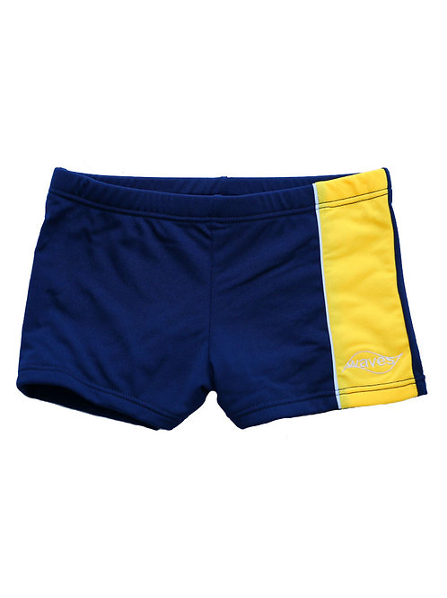 Navy Yellow Hip Racer