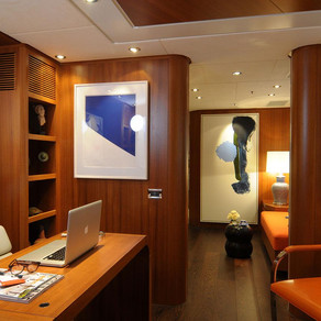 THINGS TO CONSIDER WHEN DISPLAYING FINE ART ON SUPERYACHTS