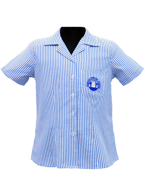 Blue Striped Blouse-Year6