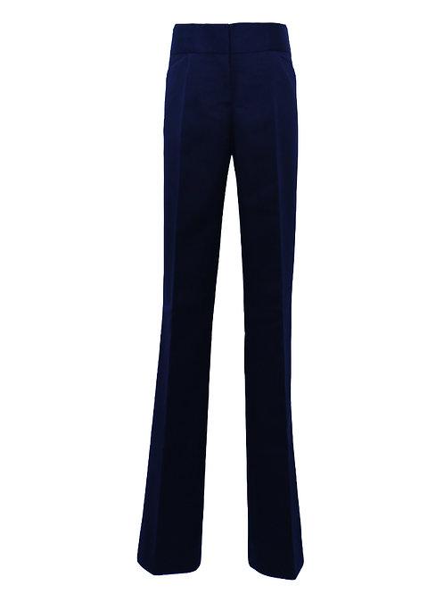 Navy Blue Girls Trouser