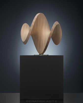 Wood sculpture vlastimil beranek