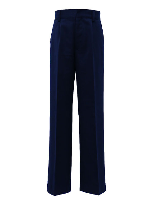 Navy Blue Boys Trouser - Secondary