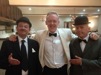 David Stanley Laurel and Hardy