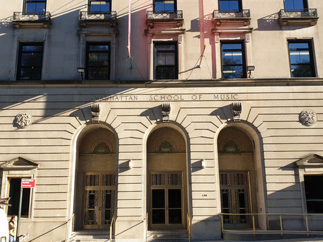 The forward-thinking Manhattan School of Music