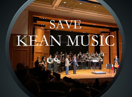 An impassioned address to Kean University, New Jersey