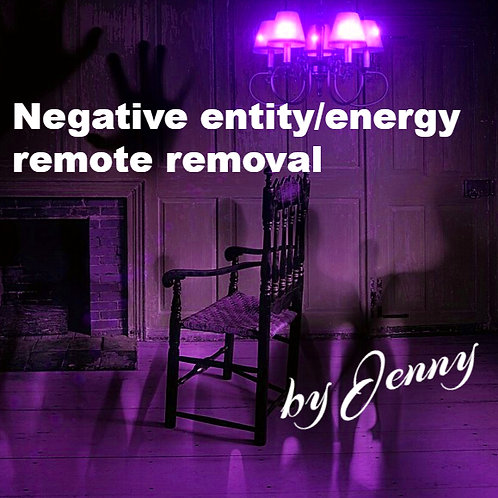 Negative Entity/Energy Removal - Remote House Cleansing
