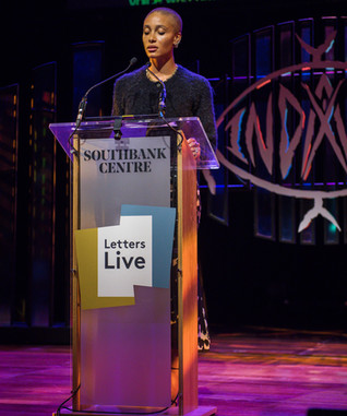 Letters Live x South Bank