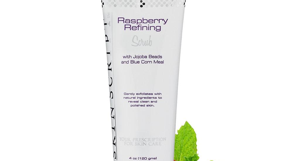 Skin Script Raspberry Refining Scrub