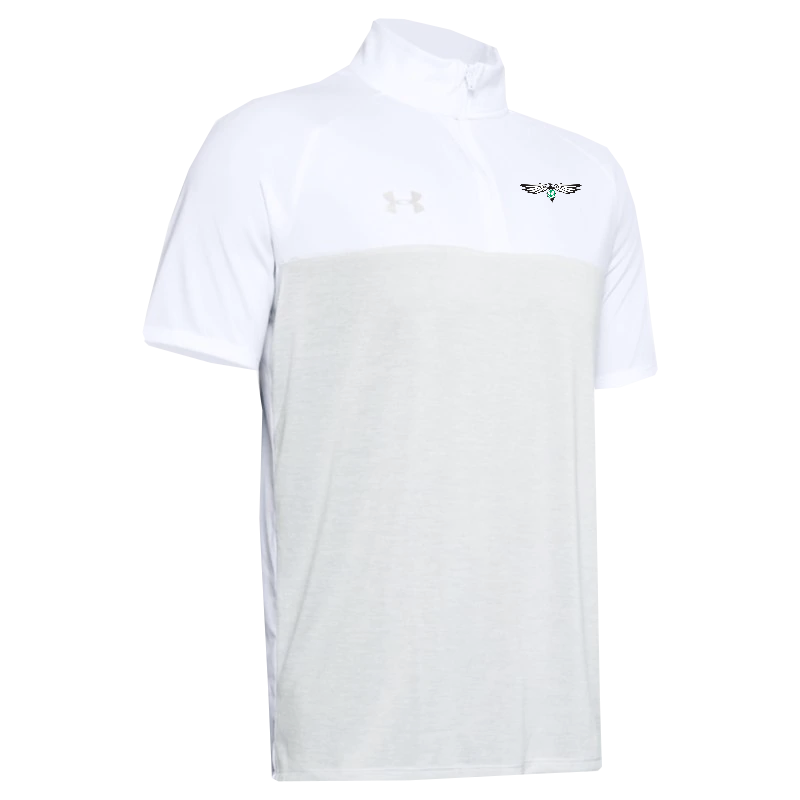 UA Locker Shortsleeve 1/4 Zip