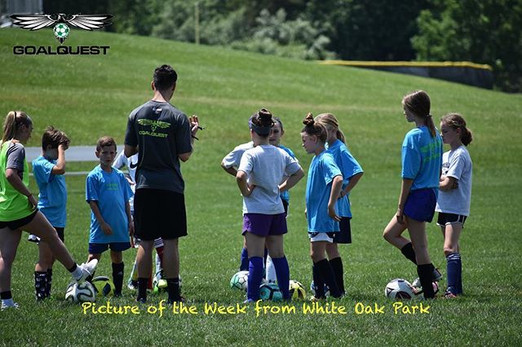 Great week at White Oak Park._#goalquest