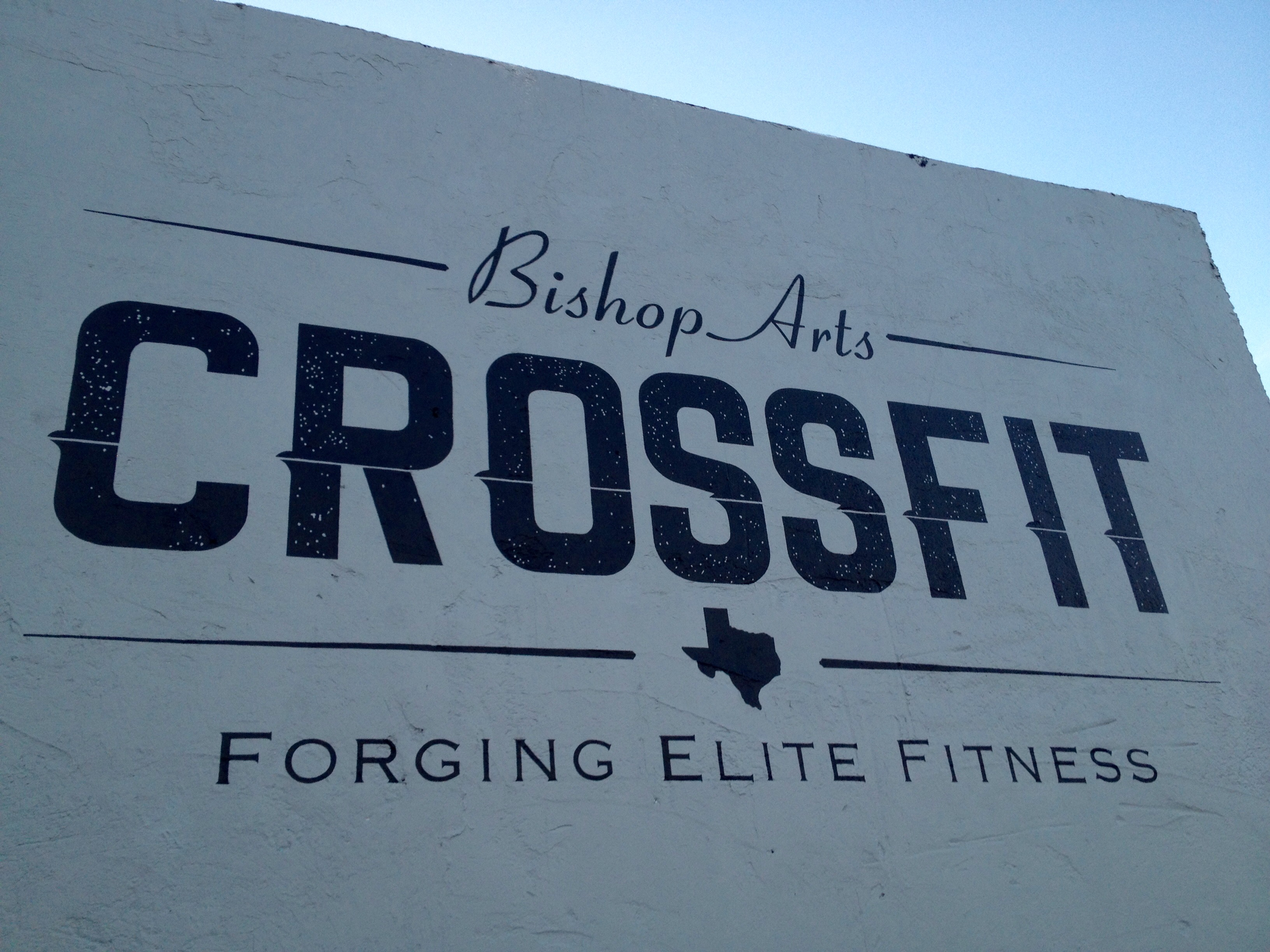 Bishop Arts Crossfit