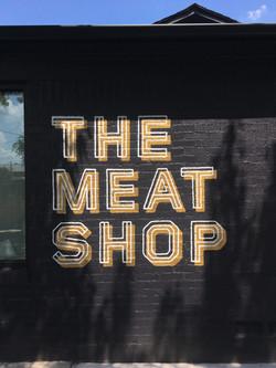 The Meat Shop butcher shop