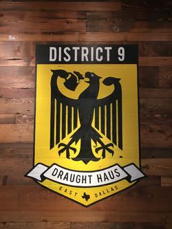District 9 Draught Haus, Dallas