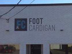 Foot Cardigan