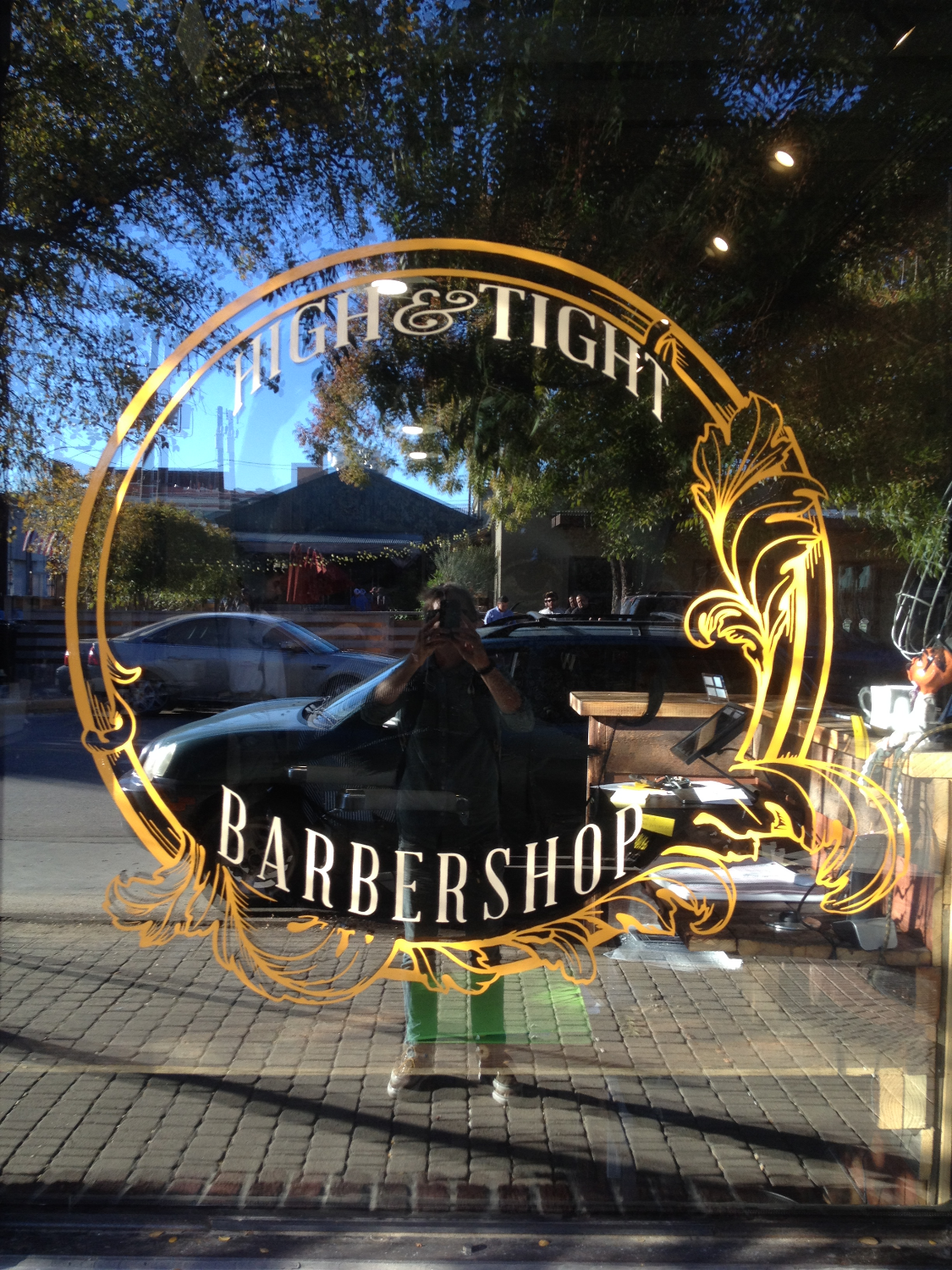 High & Tight Barbershop