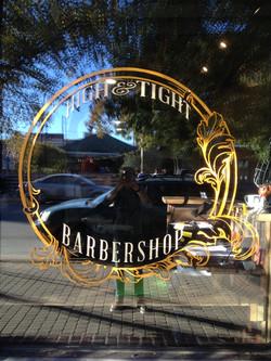 High & Tight Barbershop