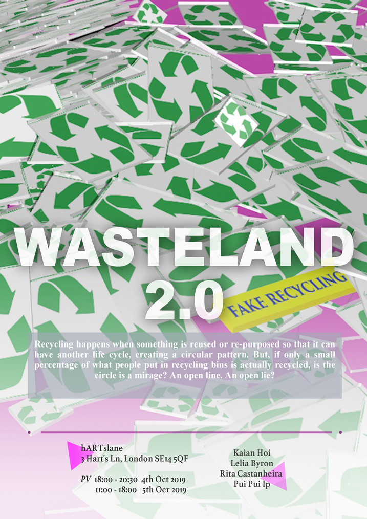 Wasteland 2.0: FAKE RECYCLING