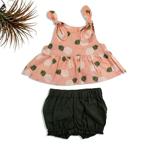 Bettina Shirt and Shorts