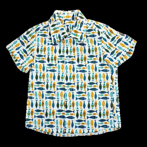 Aloha Shirt Fish