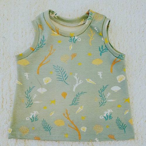 Bevy Dusk Shell Shirt and Shorts