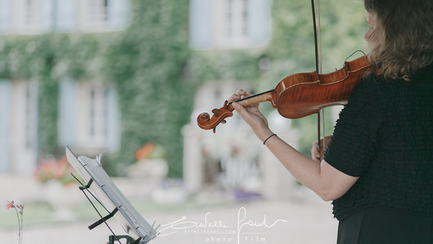 Laura Springham violinist