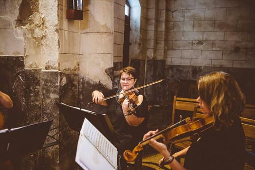 String Trio Church Wedding Marthon