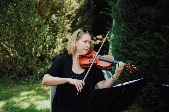 Chateau Wedding Music