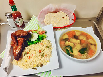 Salvadoran Restaurant Poughkeepsie