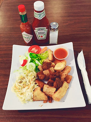 Salvadoran Restaurant