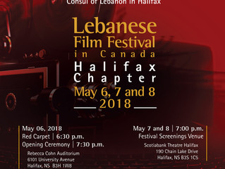 The Lebanese Film Festival is coming to Halifax!