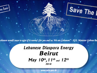Diaspora Projects by the Lebanese Ministry of Foreign Affairs and Emigrants