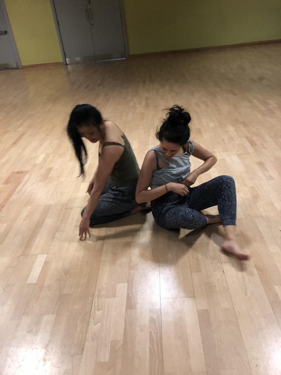 Drop-in Adults Yoga Class