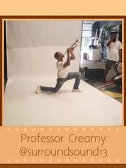 Professor Creamy