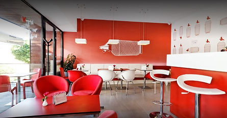 kavárna Cafisco Blansko