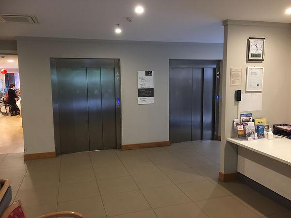 2000kg Emergency Lift