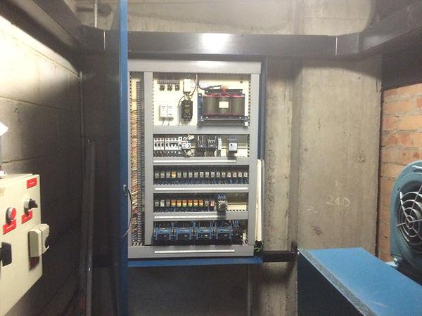 old eastern elevators drum drive lift before modernisation