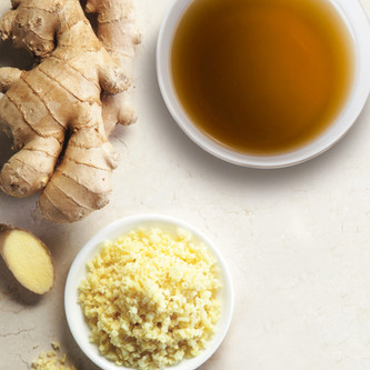 Immune Boosting Ginger Tea