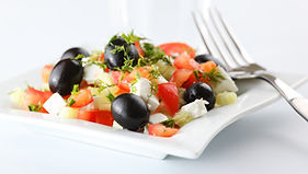 Village greek salad