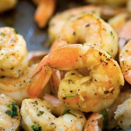 Garlic and Herb Shrimp