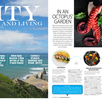 City Style and Living: In an Octopus' Garden