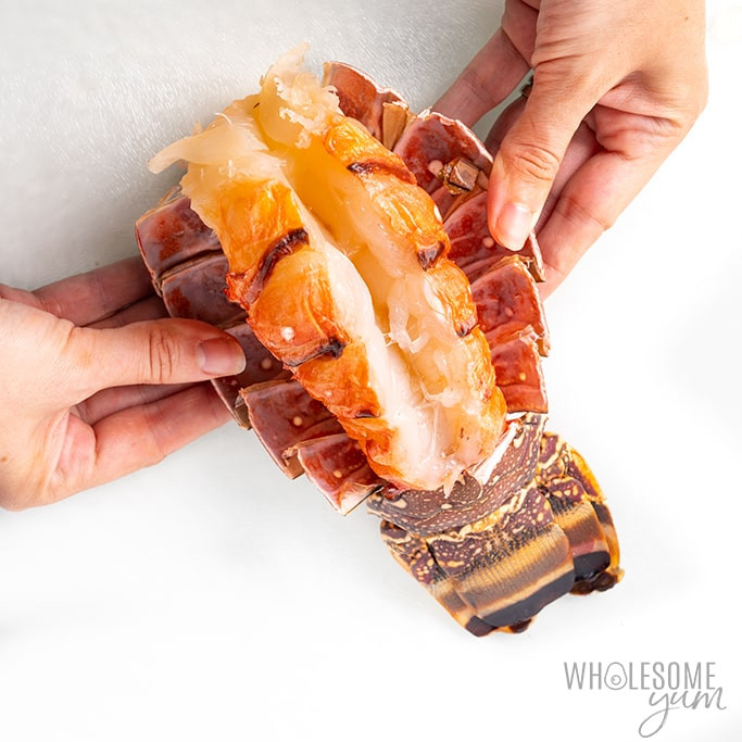 Wholesome Yum Lobster Tails Recipe