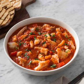 Italian-Style Cod Soup