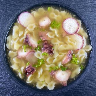 Octopus Soup