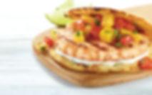 Gluten-free breaded sole