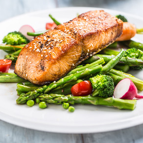 Sesame Honey Ginger Atlantic Salmon Marinade