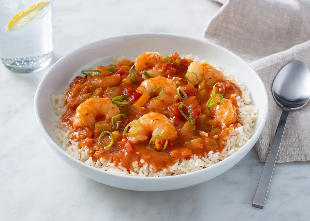 Toppits Foods Shrimp Gumbo
